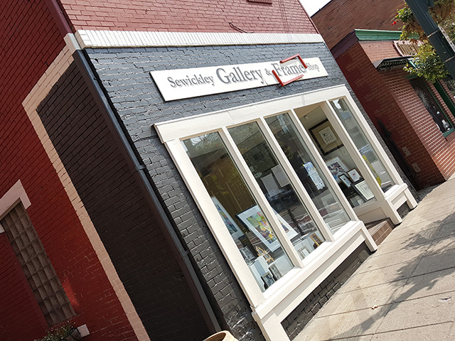 About Sewickley Gallery