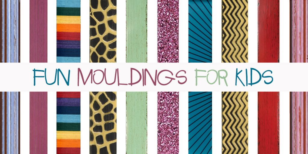 mouldings for kids