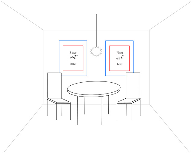 dining room layout