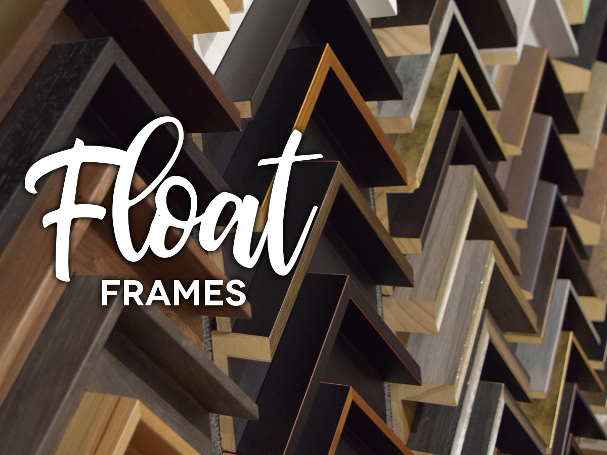 float frames